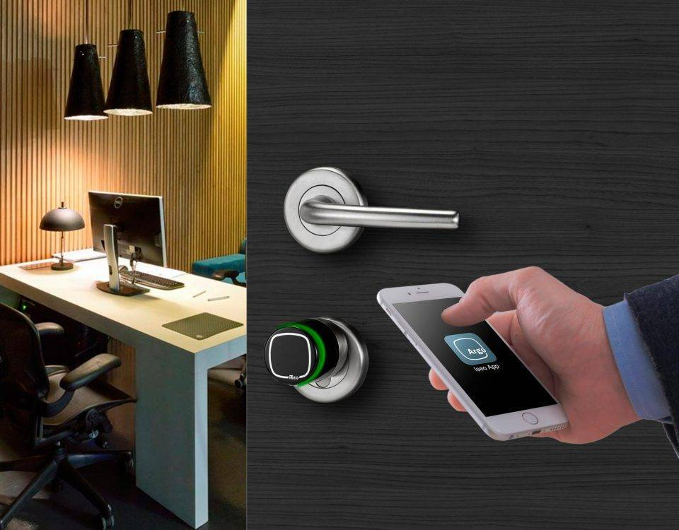 Argo Iseo Smart Key