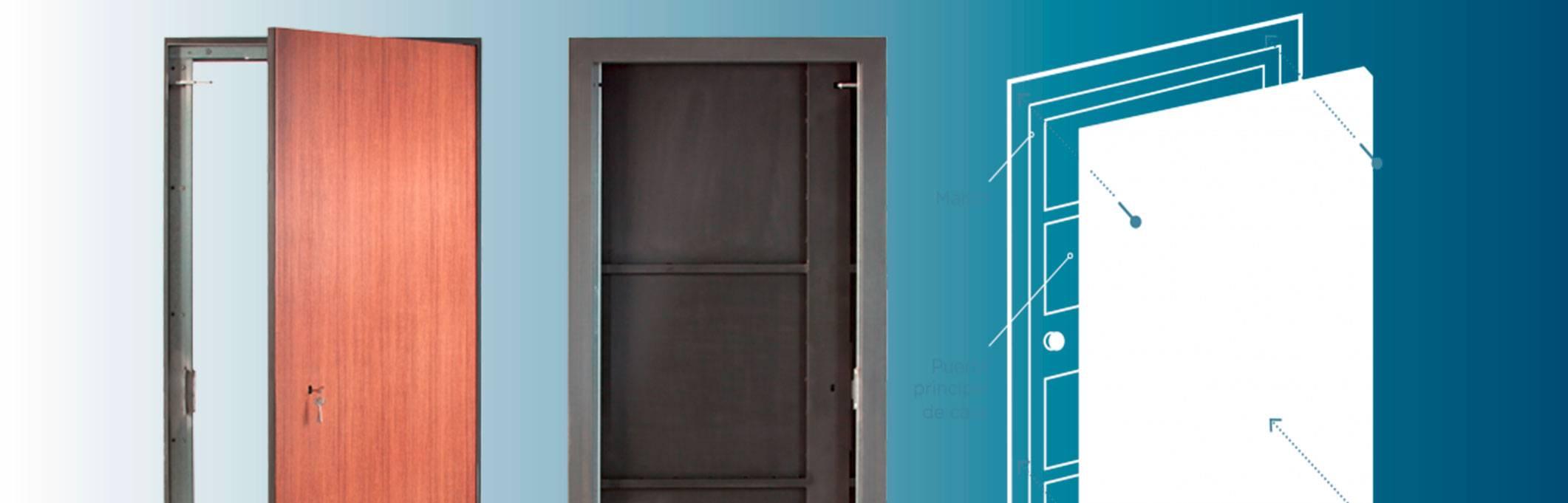 Puertas Acorazadas y Antiokupas