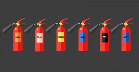 Instalación de extintores en Valencia