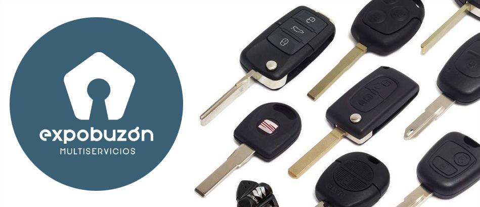 Programación para el duplicado de las llaves de cualquier coche en Valencia