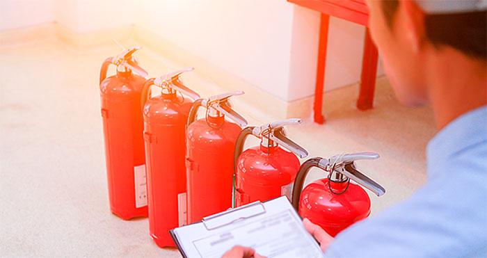 Mantenimiento Extintores Valencia