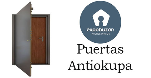 Alquiler de puertas antiokupa en Valencia