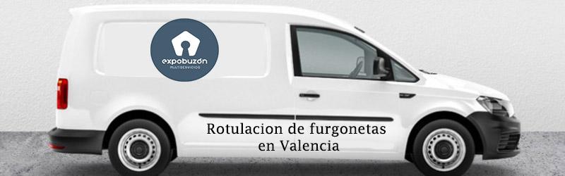 Rotulacion de furgonetas Valencia