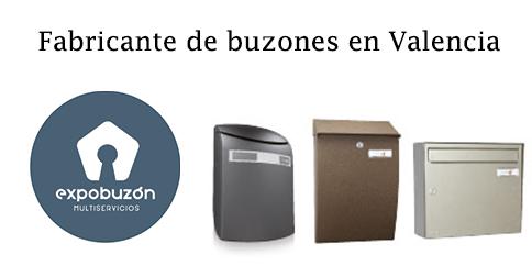 Fabricante de buzones Valencia