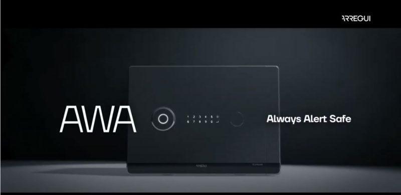 Caja Fuerte Inteligente AWA - Expobuzon