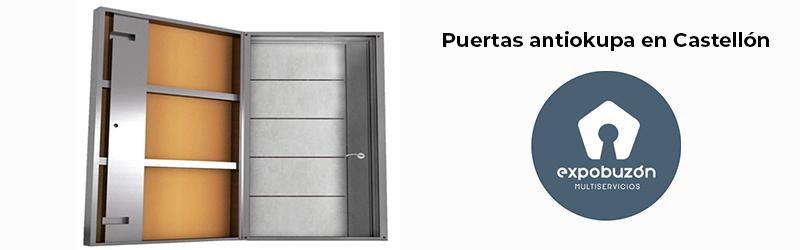 Puertas antiokupa Castellón