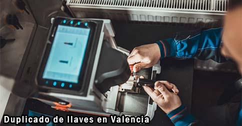 Duplicado de llaves en Valencia