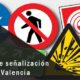 Tienda de señalización en Valencia